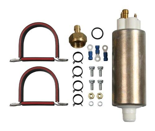 Airtex E8228 Universal In-Line Electronic Fuel Pump For Multi-Port Replacement Applications
