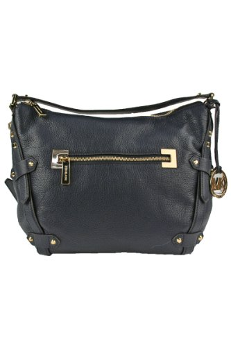 Michael Kors Corrine Medium Convertible Shoulder Bag Midnight