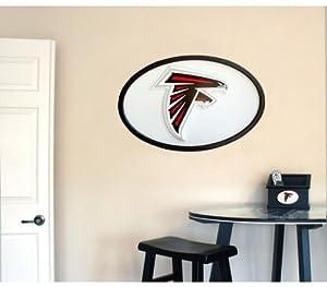 Fan Creations Atlanta Falcons 31 inch Logo Wall Art by Fan Creations