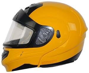 Vega Summit II Pearl Yellow Small Full Face Snowmobile Helmet