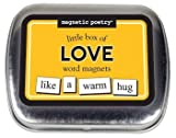 MAGNETIC POETRY - LITTLE BOX OF LOVE WORD MAGNETS