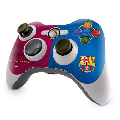 FC-Barcelona-Xbox-360-Controller-Skin