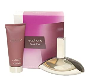 Calvin Klein Euphoria 2 Piece Gift Set for Women
