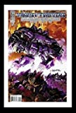 img - for Transformers Megatron Origin #4 Comic Cover A (IDW Publishing, 2007) book / textbook / text book
