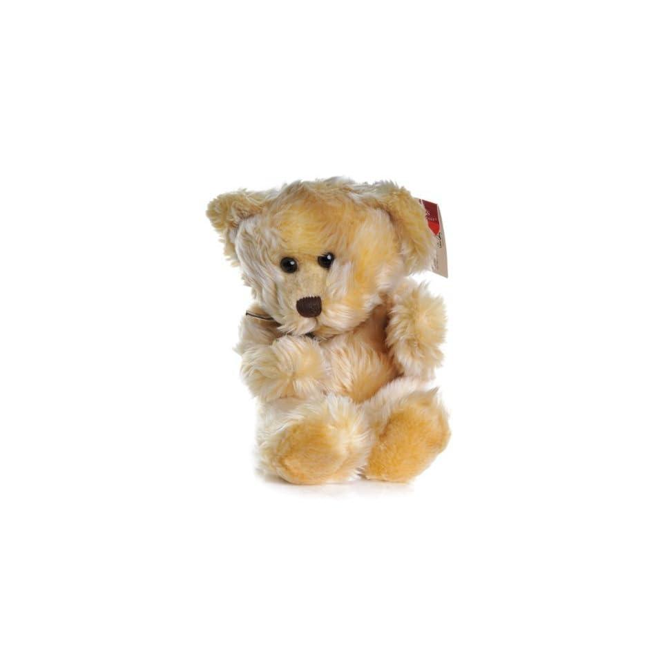 light coloured plush 12 inch Bear called Kipling [Toy] Toys & Games