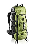 Black Crevice Mochila Explorer 60L (Verde)