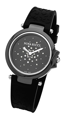 Nina Ricci SS Black CER CAS Black DIA DMD Black RBR
