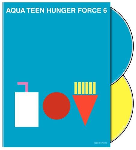 Aqua teen hunger force volume 1 episodes
