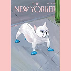 The New Yorker, October 7th 2013 (Ken Auletta, Claudia Roth Pierpont, Atul Gawande) | [Ken Auletta, Claudia Roth Pierpont, Atul Gawande]