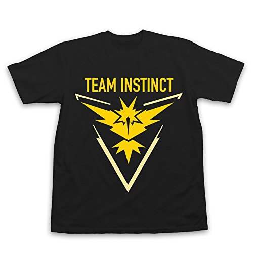 Pokemon Go Team Instinct T-Shirt
