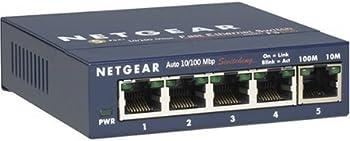 NETGEAR ProSAFE 5-Port Ethernet Switch