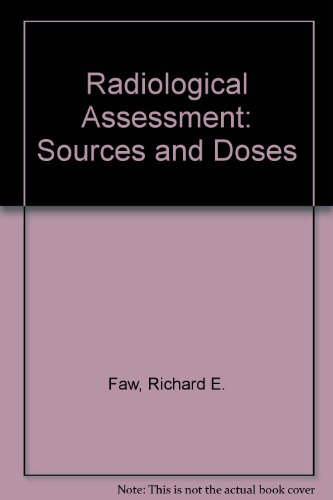 Radiological Assessment: Sources and Doses