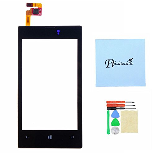 Touch Screen Digitizer With Frame For Nokia Lumia 520