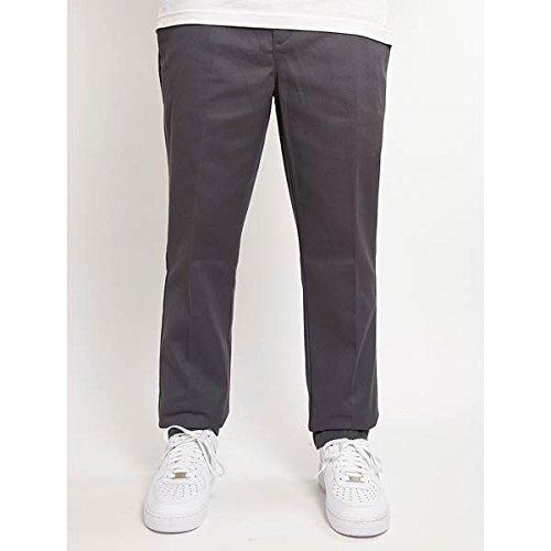 Dickies Slim Fit Work Pnt-Mutande Uomo   , Uomo, Grigio, 32W x 32L