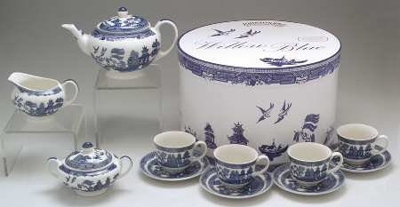 We have special deals for Johnson Brothers Willow-Blue ( England 1883  Backst&) Tea Set-13pc(TpCrSu4 Csfl) Fine China Dinnerware. & Lowest Price Johnson Brothers Willow-Blue (