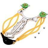 Alcoa Prime Hot Sale Outdoor Hunting Slingshot Catapults Zinic Alloy Powerful Sling Shot For Adult Hunting Marble...
