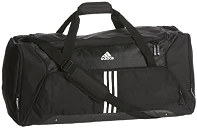 adidas 3s ess tb sac de sport noir bagages. Black Bedroom Furniture Sets. Home Design Ideas