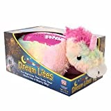 Pillow Pets Dream Lites - Rainbow Unicorn 11""