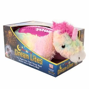 41bW%2BpisY8L Pillow Pets Dream Lites   Rainbow Unicorn 11