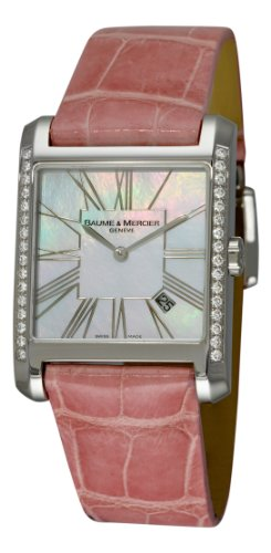 Baume & Mercier Women's 8743 Hampton Square Diamond