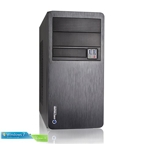 Ankermann-PC – SSD Office Dsk, Intel Core i3-4170 2×3.70GHz,