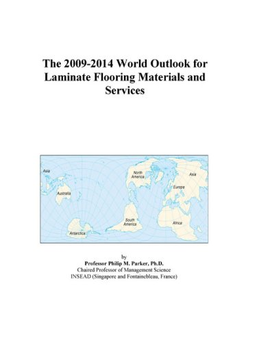 The 2009-2014 World Outlook for Laminate Flooring Materials and Services