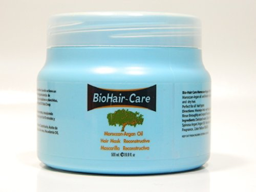 Biohair-care Moroccan-argan Oil Hair Mask Reconstructive