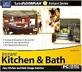 BRAND NEW Imsi Instant Kitchen Bath Version 12 Remodels Appliances Lighting Cabinets Design