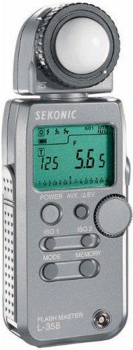 Sekonic Flash Master L-358