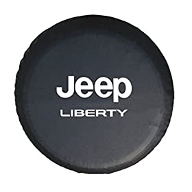 Moonet Jeep Liberty Spare Tire Cover