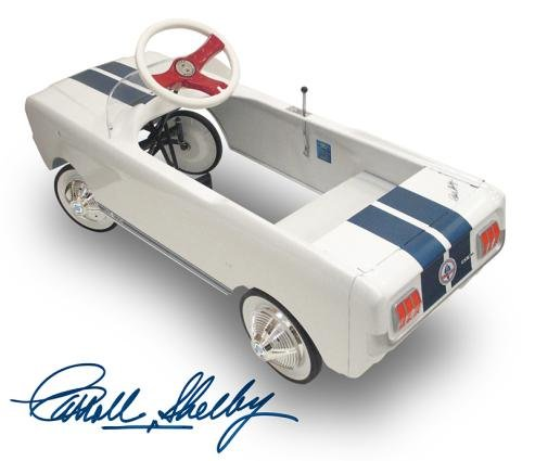 Buy 1965 Shelby Ford GT-350 Pedal Car Officially Licensed