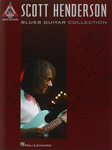 Henderson Scott Blues Guitar Collection Tab