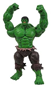 Diamond Select Toys Marvel Select Incredible Hulk Action Figure by Diamond Select Toys [Toy]
