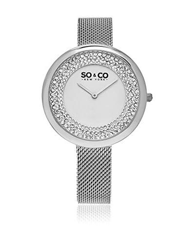 So&Co New York Reloj de cuarzo Woman GP16082 40 mm