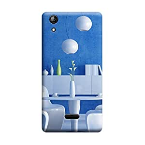 iShell Premium Printed Mobile Back Case Cover With Full protection For Micromax Canvas Selfie 2 Q340 (Designer Case)