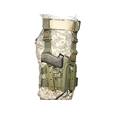 BLACKHAWK! Serpa Level 2 Tactical Olive Drab Holster