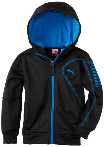 Puma - Kids Boys 2-7 Little Move Jacket