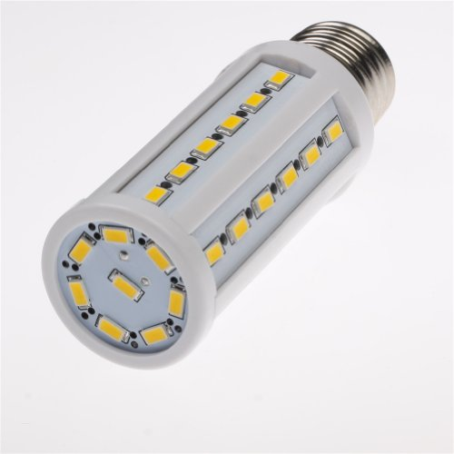 Allfivestars 10W E27 5630 Smd 44Led 1680Lm 360 Degree Led Corn Bulb 220V Cool White Energy Efficient Led Light Lamp