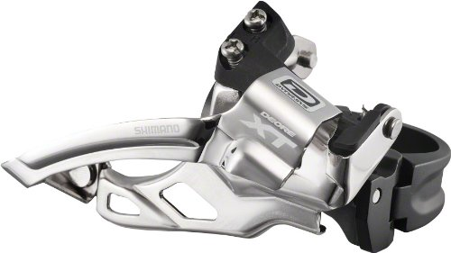 Shimano XT FD-M785 10-speed Mountain Bike Front Derailleur (Double)
