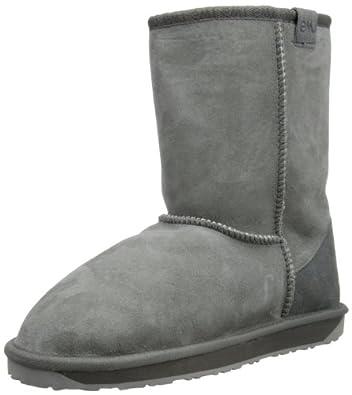 Emu Stinger Lo, Damen Bootsschuhe, Grau (Charcoal), 42 EU (8 Damen UK)
