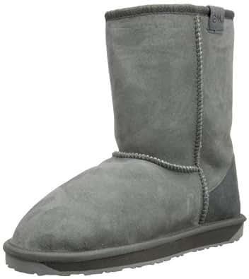 Emu Stinger Lo, Damen Bootsschuhe, Grau (Charcoal), 37 EU (4 Damen UK)