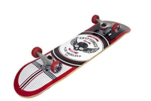 Buy Kryptonics Star Series La-MC Complete Skateboard, 31 x 8-Inch by Kryptonics