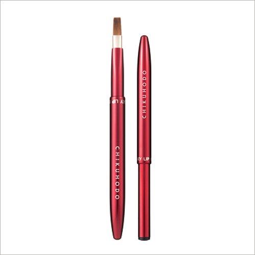 竹宝堂化粧筆 リップブラシ Lー3 熊野筆