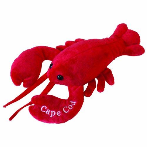 "Mary Meyer Cape Cod Lobbie Lobster 10"" Plush"