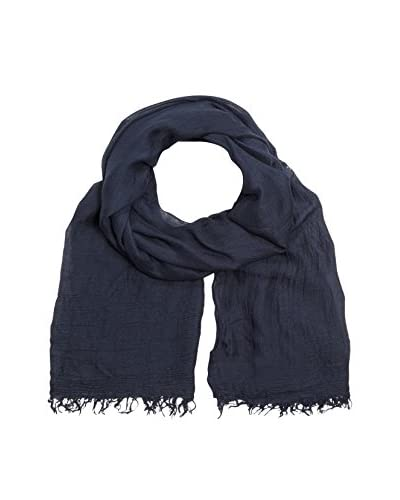 7 For All Mankind Sciarpa Scarf Navy  [Blu Navy]