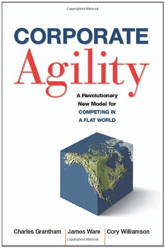Corporate Agility: A Revolutionary New Model for Competing in a Flat World PDF