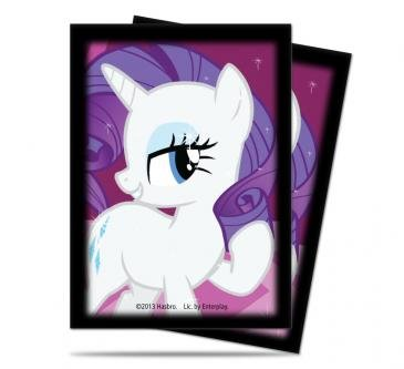 My Little Pony Deck Protector Sleeves - Rarity 65ct - 1