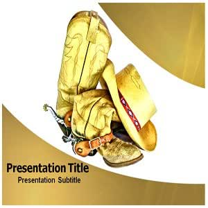 Western Powerpoint Templates - Western PowerPoint Backgrounds Templates