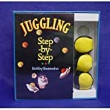 Juggling Step-By-Step Book & Gift Set
