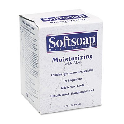 CPM01924CT - Softsoap Moisturizing Hand Soap with Aloe 800-ml Refill
